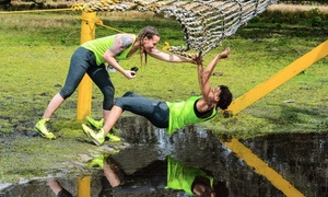 Mud Titan 6: Entry for One, Two, or Four to The Mud Titan 6 5K on Saturday, August 27 (Up to 53% Off)