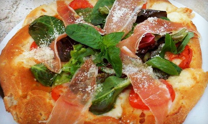 Nonna Mia Cafe & Pizzeria - New Orleans: $15 for $30 Worth of Sicilian Pizza and Italian Fare at Nonna Mia Cafe & Pizzeria