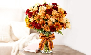 50% Off Flowers and Gifts  at FTD.com, plus 6.0% Cash Back from Ebates.
