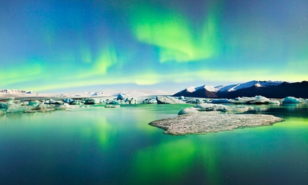 ✈ Iceland: 2 to 5 Nights with Northern Lights Tour and Return Flights and Option for Other Tours at Choice of 4* Hotels*