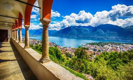 Lago Maggiore: camera Standard con colazione opzionale per 2 a 54€euro