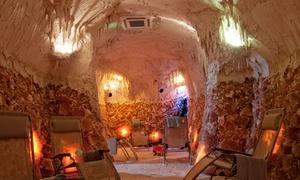 Grotta di sale Salilà: 3 o 5 ingressi in grotta di sale per una o 2 persone da Grotta di sale Salilà (sconto fino a 75%)