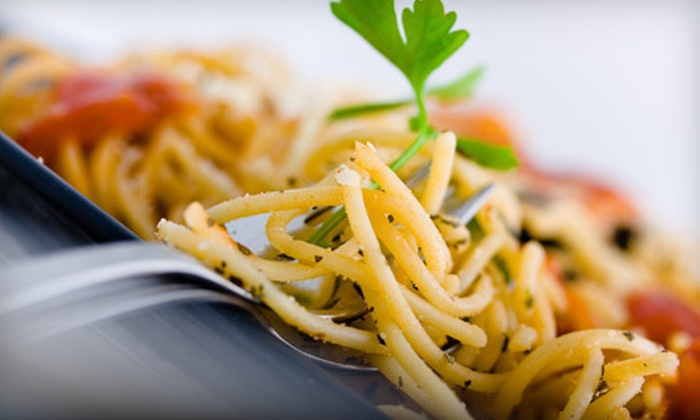 Valentino's - Maxatawny: Italian Cuisine for Two or Four at Valentino's in Kutztown (Up to 55% Off)