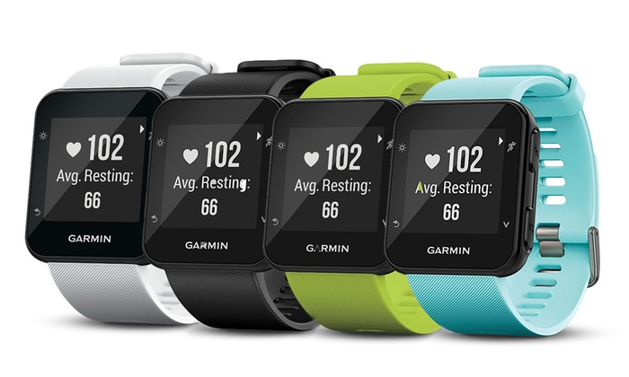 Garmin Forerunner 35 GPS Running Watch & Activity Tracker - Assorted Colors