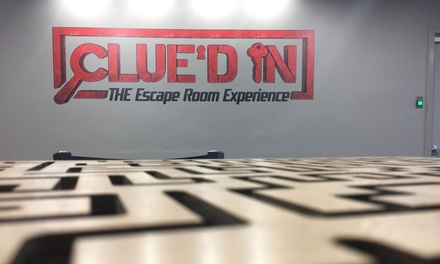 Clue D In The Escape Room Experience Columbus Oh Groupon