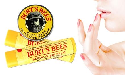 Burt's Bees Hand Salve and Lip Balm Set from £3.98