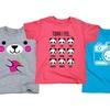 Toddler Girls' Kawaii T-Shirts