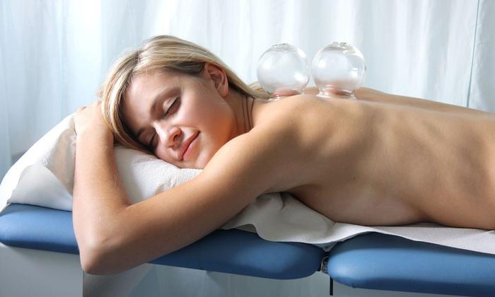 Xscape Massage & Spa - Suwanee: $35 for a Swedish Massage with Thai Yoga, Cupping, or Reflexology at Xscape Massage & Spa ($73 Value)