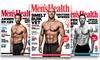 6 of 12 nummers Men's Health