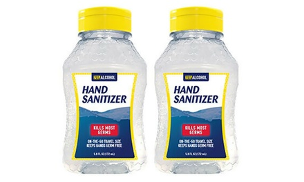Antibacterial Hand Sanitizer Gel 70% Alcohol (10.4 Fl. Oz.)