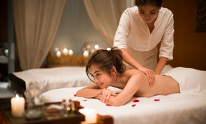Revitalise Beauty Salon at Hilton Blackpool: Pamper Package with Prosecco at Revitalise Beauty Salon, Hilton Hotel(Up to 66% Off)
