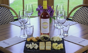 Up to 53% Off Wine Tasting at Martha Clara Vineyards at Martha Clara Vineyards, plus 6.0% Cash Back from Ebates.