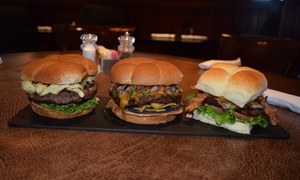 Ember's Wood Fire Grill & Bar: American Food at Ember's Wood Fire Grill & Bar (Up to 39% Off). Three Options Available.