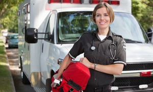 $19 For An Online Emt Certification Course From Skills On Projects ($150 Value)