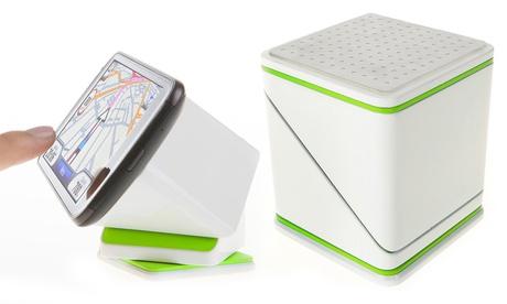 Soporte universal 360º para smartphones y tablets por 7,99 €