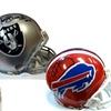 NFL Retired Players Autographed Mini Helmets