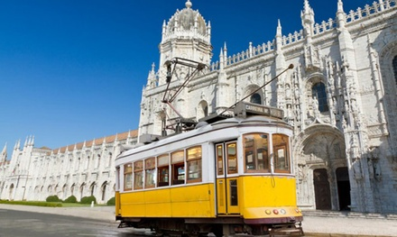 ✈ Portugal, Lissabon: 2 of 3 nachten in Hotel Expo Astoria met ontbijt en retourvlucht vanaf AMS of EIN