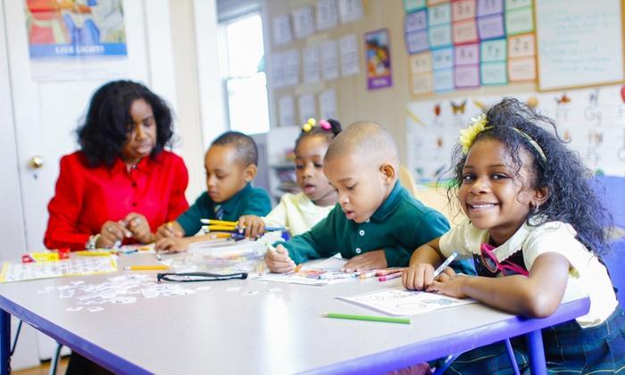 Progressive Education Center Inc. - Multiple Locations: Up to 50% Off Daycare at Progressive Education Center Inc.