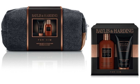 Sets de regalo Baylis & Harding Men's Collection