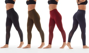 Marika Women's High-Rise Tummy-Control Leggings