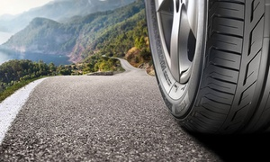 Mr Tyre: New 12- to 24-Inch Tyre for Cars (From $39) - Pick Up or Delivery From Mr Tyre, Arundel (Up to $389 Value)