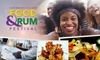 Caribbean Village Food & Rum Festival – Up to 25% Off