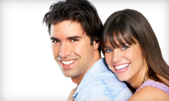 The Whitening Room - Allen: $99 for a One-Hour LED Teeth-Whitening Treatment with Take-Home Touchup Pen at The Whitening Room ($269 Value)