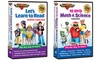 Rock 'N Learn Educational DVD Reading and Math Collection (20-Piece)