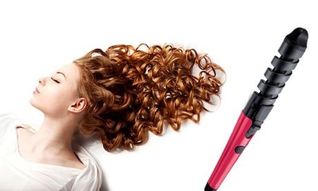 Hasta 3 onduladores y rizadores de pelo con recubrimiento de cerámica