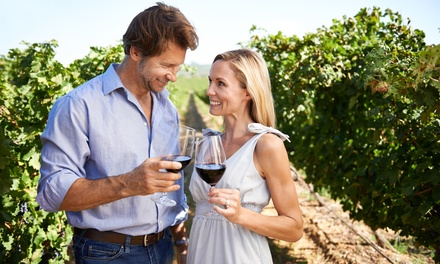 $149 Private Adelaide Hills Winery Tour for Up to Four People with Best Wine Tours (Up to $240 Value)