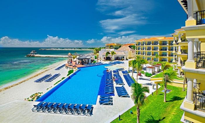 Hotel Marina El Cid Spa Beach Resort Stay With Airfare From