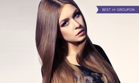 Half Head Highlights or Full Head of Colour with Wash, Cut and Conditioning at Karda Hair & Beauty (Up to 80% Off)
