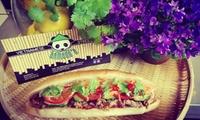 Vietnamesisches Streetfood-Sandwich oder Salad Bowl inkl. Drink bei Bamboos Vietnamese Streetfood (bis zu 37% sparen*)
