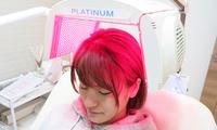 【最大92%OFF】美容界が注目。赤色LEDによる新しいスカルプケア≪育毛照射10分 / 照射1回 or 2回 or 3回(いずれも1日...