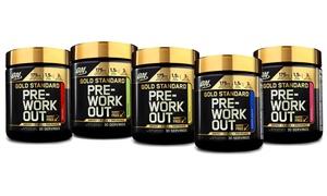 Optimum Nutrition Gold Standard Pre-Workout (30 Servings)