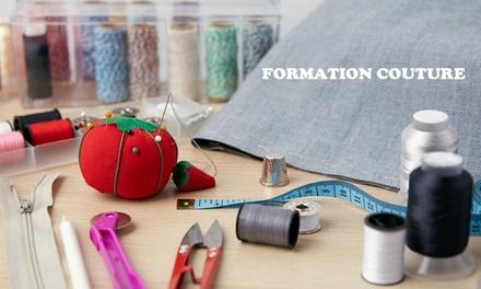 Formation en ligne de couture au choix sur le site Enjoy Couture