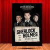 ''Sherlock Holmes'' au Théâtre du Gymnase
