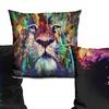 Art Throw Pillow by Nicebleed