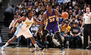 Los Angeles Lakers vs Sacramento Kings Preseason Game: Los Angeles Lakers vs. Sacramento Kings Preseason Exhibition Game on October 13 at 7:30 p.m.