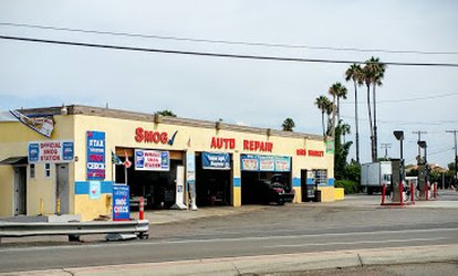 $24 for Smog <strong>Inspection</strong> Test for 2000 or Newer Vehicle at All Smog Co