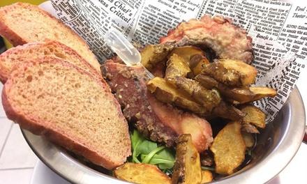 ⏰ Menu Hamburger o aperitivo