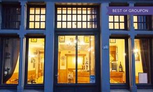 Estaminet De Comines: Entrée et plat ou plat et dessert ou menu complet pour 2 personnes dès 29 € au restaurant Estaminet De Comines