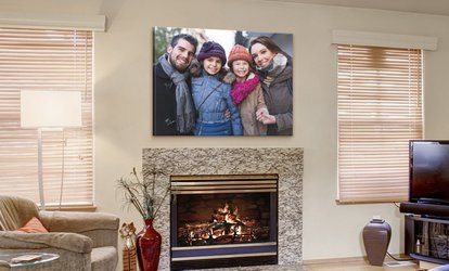 Up to 91% Off Custom Premium Canvas from Canvas on Demand