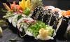 Wybrane zestawy sushi dla 2 osób