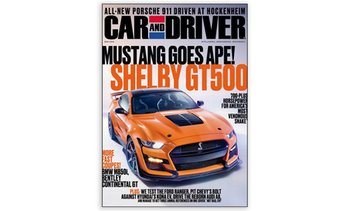Up to 92% Off Car and Driver Magazine Subscriptions