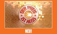 """2 Sitzplatz-Tickets für die TV-Gameshow """"Der Preis ist heiss"""" bei RTLplus im Juli und August 2017 in Köln (60% sparen)"""