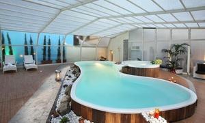 Centro Benessere Beauty Farm Hotel Manzoni: Ingresso Spa, piscine d'acqua dolce o salata, scrub, massaggio, cena alla Beauty Farm Manzoni (sconto fino a 71%)