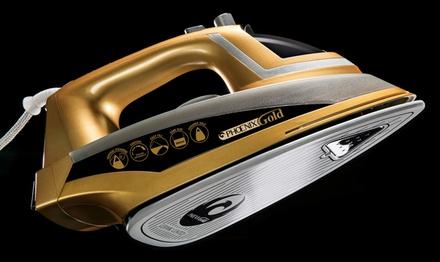 JML Phoenix Gold Steam Iron or JML Phoenix Gold Freeflight Cordless Steam Iron