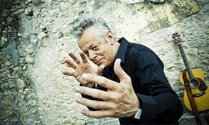 Tommy Emmanuel: Tommy Emmanuel on Friday, May 6, at 8 p.m.