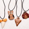 Kids' Terracotta Essential Oil Diffuser Necklace